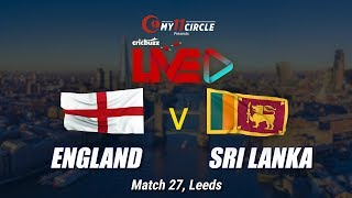 Download England vs Sri Lanka, Match 27: Preview Video
