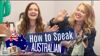 Download How To Speak AUSTRALIAN! | Elisabeth Beemer Video