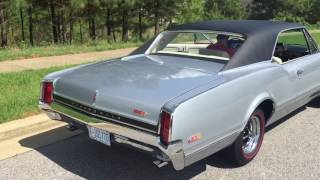 Download 1966 Oldsmobile 442 tripower Video