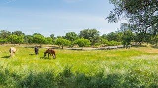 Download California Ranch Ranch For Sale | Stagecoach Ranch, Calaveras County, California Video