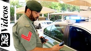Download 14 things you didn't know were inside a Dubai Police patrol car Video
