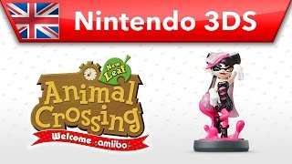 Download Animal Crossing: New Leaf - Welcome amiibo - Callie (Nintendo 3DS) Video