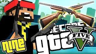 Download Minecraft GTA 5: TIER 5 SHOTGUN CUSTOMIZATION!! [9] Video