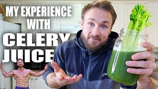 Download CELERY JUICE FOR 30 DAYS & WHY I SUDDENLY STOPPED Video