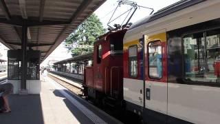 Download ►SBB Te III ″176″ rangiert in Locarno [19.08.11] Video