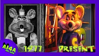 Download History of Chuck E. Cheese's voice! Video