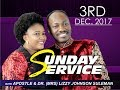 Download Sun. 3rd Dec. 2017 Service LIVE With Apostle Johnson Suleman Video