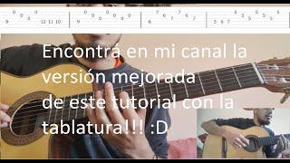 Download Tutorial para guitarra: la primavera (Milonga de Victor Velazquez) Video