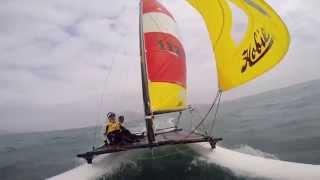 Download Gopro Hobie 16 Sailing - Hong Kong Race Week Video