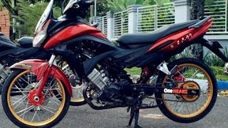 Download Motor Trend Modifikasi | Video Modifikasi Motor Honda CS1 Velg Jari-jari Terbaru Video