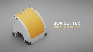 Download Blender Modeling Add-ons: Box Cutter Video