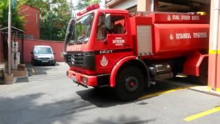 Download İstinye İtfaiye Yangına Çıkış Yapıyor Video