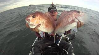 Download I See Real Wild Red - Kayak Snapper Fishing Video