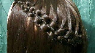 Download Peinados infantil / trenza Video
