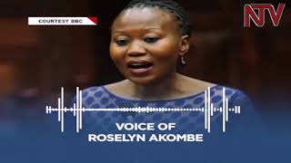 Download IEBC commissioner resigns and flees to NewYork Video