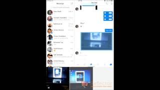 Download Facebook Messenger for iPad Hands-On Video