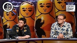 Download QI   Why Wouldn't A Russian Family Call Their Son Powerstation? Video