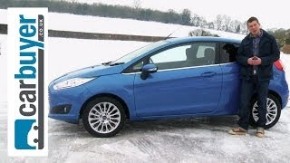 Download Ford Fiesta hatchback 2013 review - Carbuyer Video