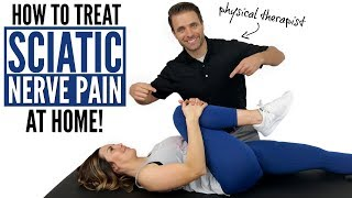Download How To Treat Sciatic Nerve Pain At Home - Stenosis Video