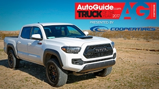 Download 2017 Toyota Tacoma TRD Pro - 2017 AutoGuide Truck of the Year Contender - Part 1 of 6 Video