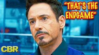 Download 20 Times The MCU Foreshadowed Future Events Video
