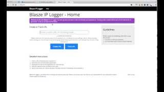 Download Finding Someone's IP Address on Twitter Video