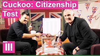 Download Greg Davies tests Taylor Lautner on British Citizenship Test Video