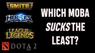 Download Which MOBA Sucks The Least Video