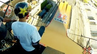 Download GoPro: Mitchie Brusco's Road to X Games XVIII Episode 3 Video