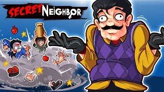 Download Secret Neighbor - WE LEARNED SOMETHING NEW!!! 1V5! Video
