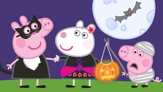 Download Peppa Pig English Episodes | Pumpkin Carving | Peppa Pig Official Video