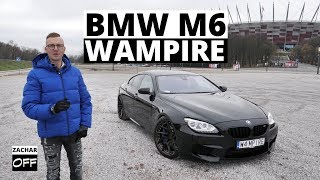 Download BMW M6 Stage2 740 KM i 1000 Nm - My name is Dracula... James Dracula Video