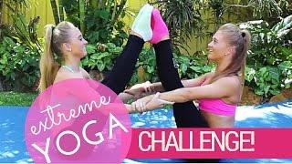 Download Extreme Yoga Challenge! | Teagan & Sam Video