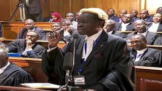 Download PLO Lumumba's submission at the Supreme Court Video