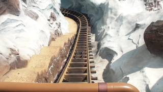 Download Expedition Everest POV Front Disney's Animal Kingdom Florida Roller Coaster Video