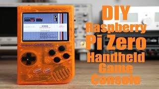 Download DIY Raspberry Pi Zero Handheld Game Console (Part 2) Video