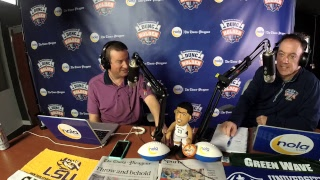 Download Dunc and Holder on Sports 1280 in New Orleans. February 14, 2018 Video