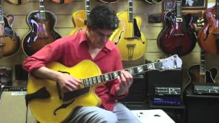 Download Eastman 910ce Custom ″Days of Wine and Roses″ comping clip @ Guitars 'n Jazz Video