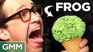 Download Will It Ice Cream? Taste Test Video