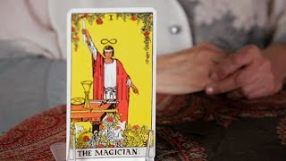 Download How to Read the Magician Card | Tarot Cards Video
