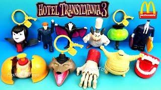 Download 2018 McDONALD'S HOTEL TRANSYLVANIA 3 HAPPY MEAL TOYS VS 2012 HOTEL TRANSYLVANIA 1 FULL WORLD SET 11 Video