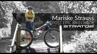 Download Silverback | Mariske Strauss Bike check | Stratos Video