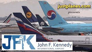 Download JFK AIRPORT - Widebody heaven by JustPlanes Video