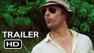 Download Gold Official Trailer #1 (2016) Matthew McConaughey Drama Movie HD Video
