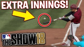 Download Insane Extra Inning Thriller! MLB The Show 18   Battle Royale Video