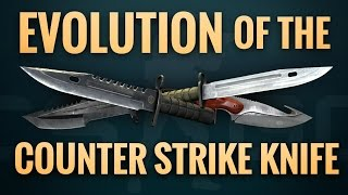 Download Evolution of the Counter-Strike Knife Video