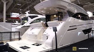 Download 2017 Carver C52 Motor Yacht - Walkaround - 2017 Toronto Boat Show Video