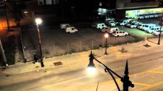 Download Chicago Roman Candle Streetwar Video