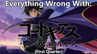 Download Everything Wrong With: Code Geass (First Quarter) Video