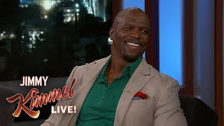 Download Terry Crews on Brooklyn Nine-Nine Cancelation Video